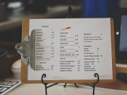 andante coffee roasters menu
