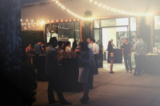 Copa Vida roastery opening. Photo by Amparo Rios.