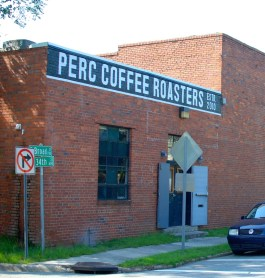 perc coffee roaster