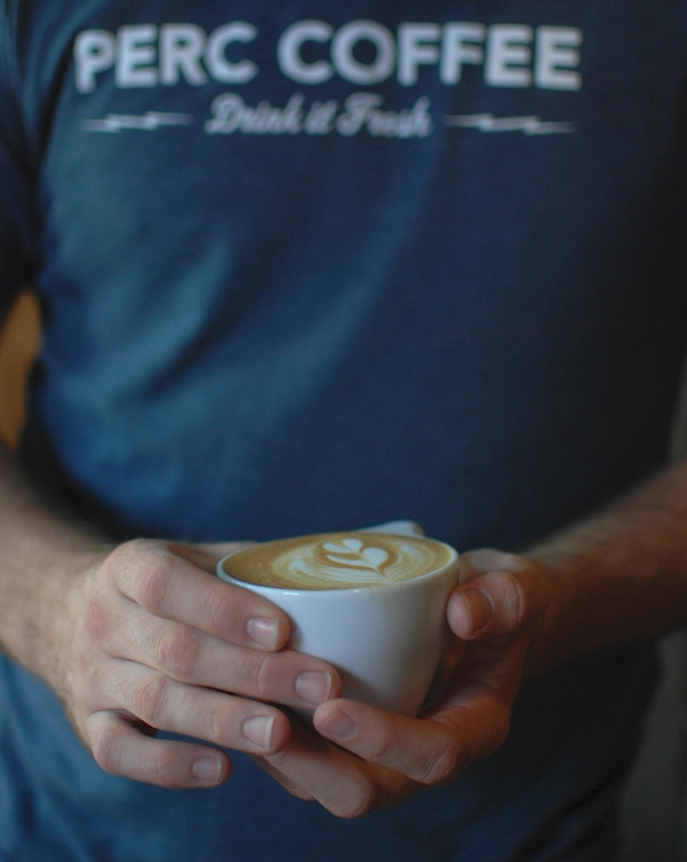 perc coffee roaster