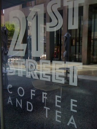 21st Street Coffee. Facebook photo.