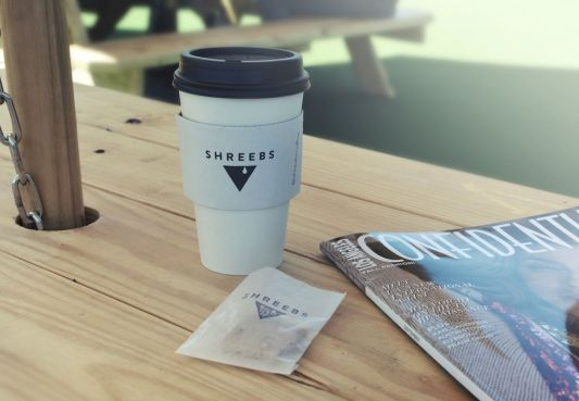 Shreebs Coffee in the Arts District. Photo by Amparo Rios for Daily Coffee News.