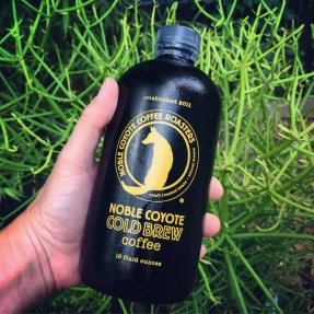 Noble Coyote Coffee Dallas