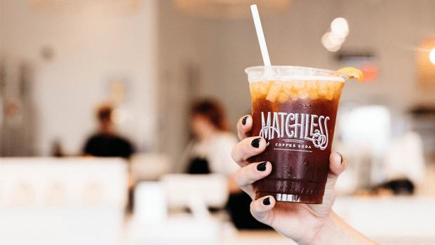 Matchless coffee soda drink Nashville