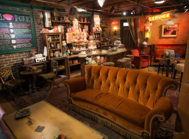 central perk coffee friends