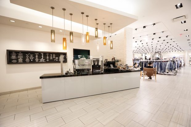 Capsule modular coffee bar systems