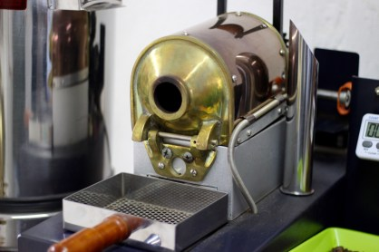 Inconexus Coffee mill Colombia