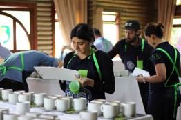 Maria Camila Morales Rueda, Starbucks