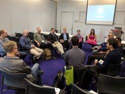 CTG Leadership Council meeting.