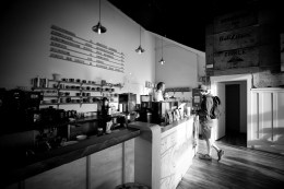 Photo by The Guild Gallery, courtesy of Collaboration Coffee.
