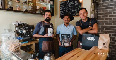 Tyulmal Café. Fotografía: Juan José Sánchez