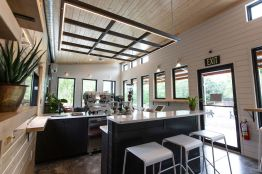 Barista Tiny Greer South Carolina coffee shop