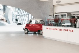 Intelligentsia TWA bar