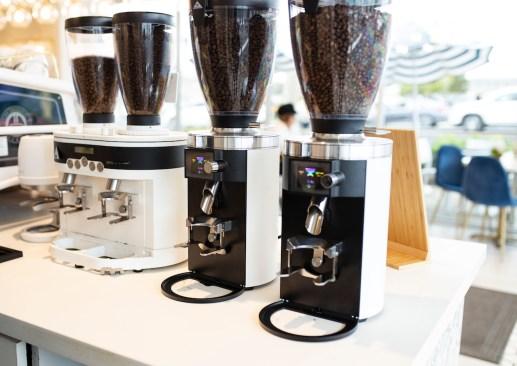 coffee bar grinders