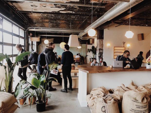 Kelvyn coffee bar Larimer