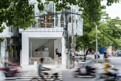 coffee shop street