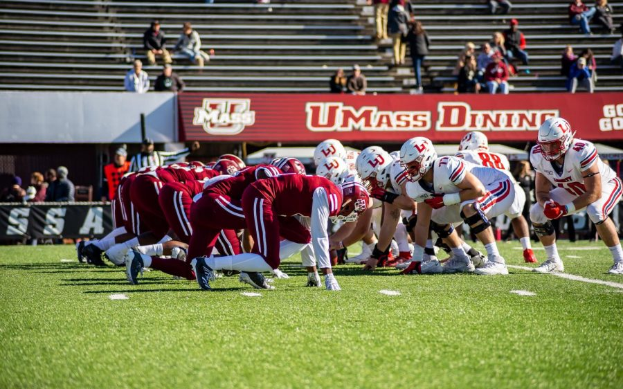 UMass football endures a disappointing loss at Liberty to end its 2020 season – Massachusetts Daily Collegian
