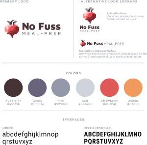 NoFuss–Branding