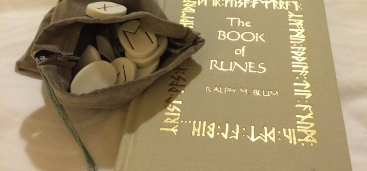Magical Runes the first language