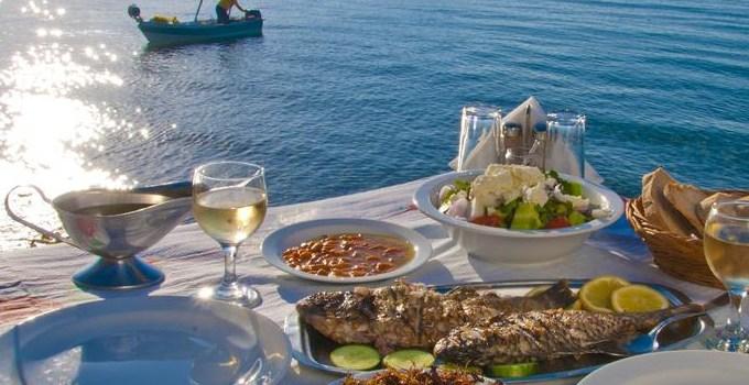 The Mediterranean diet in the wild