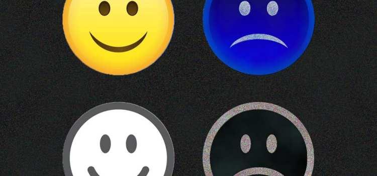 Why are you happy when I'm so sad?