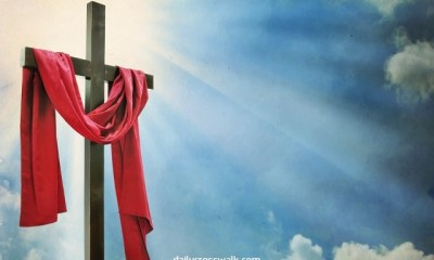 Benefits Of Jesus On The Cross