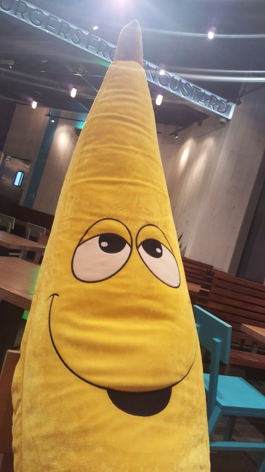 Mr. Banana :)