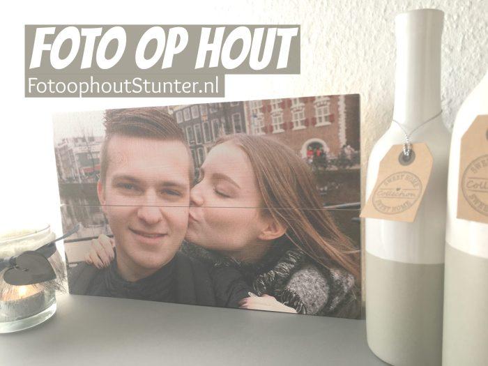 FOTO OP HOUT LATEN MAKEN + KORTINGSCODE | FOTOOPHOUTSTUNTER.NL