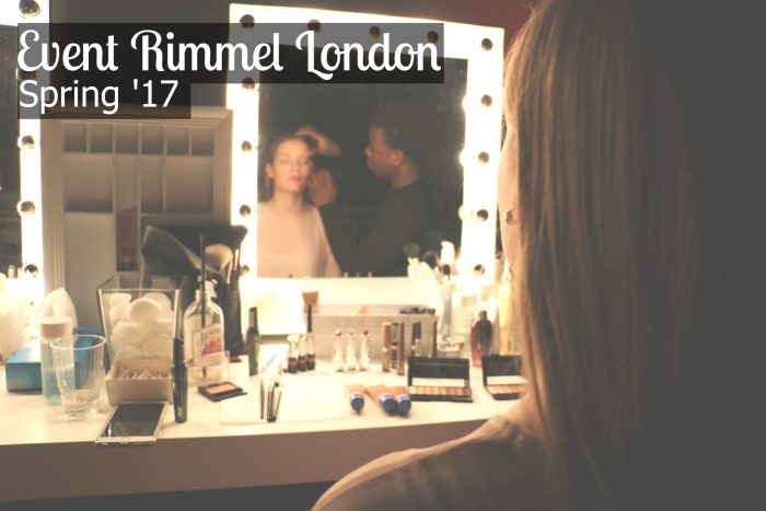 EVENT – RIMMEL LONDON SPRING '17