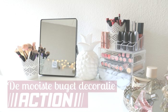 DE MOOISTE BUDGET DECORATIE | ACTION