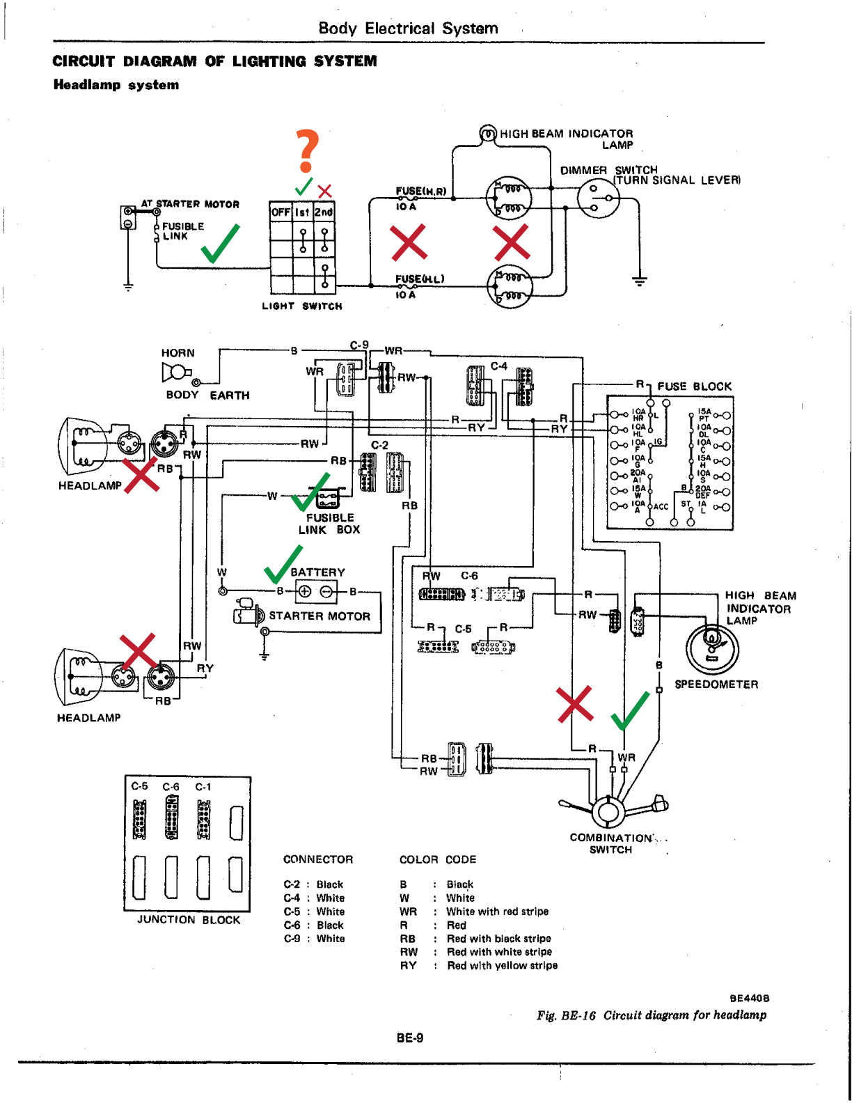 Wiring Diagram Switch Schematic Combo Start Building A And Combination 1982 280zx Experts Of U2022 Rh Evilcloud Co Uk Leviton Plug