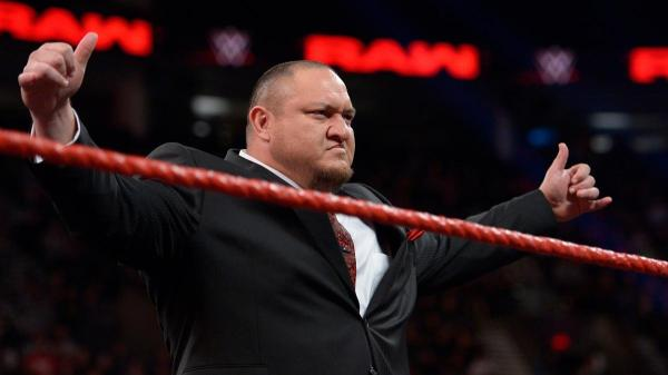 WWE Extreme Rules 2017: 3 Reasons Samoa Joe Should Win ...