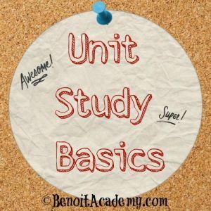 Unit Study Basics