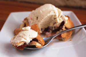 Cranberry Rhubarb Pie & Pumpkin Ale Ice Cream Recipe