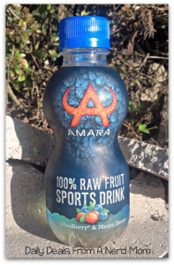 Amara Sports Drink Review