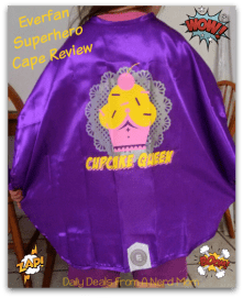 Everfan Superhero Cape Review