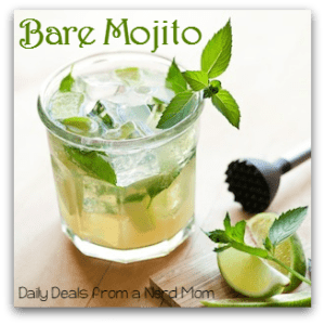 Get Lucky with a St. Patrick's Bare Mojito‏