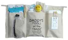 Daddy's Tools of the Trade Diaper Changing Tool Belt