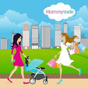 Buy, Sell and Trade Baby and Maternity Products On Mommy Trade!
