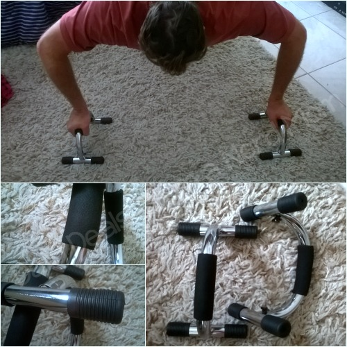 Push Up Bar Stands
