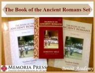 Memoria Press – The Book of the Ancient Romans Set