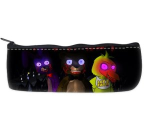 Nights at Five Freddy Freddy's Halloween Custom Pencil Case