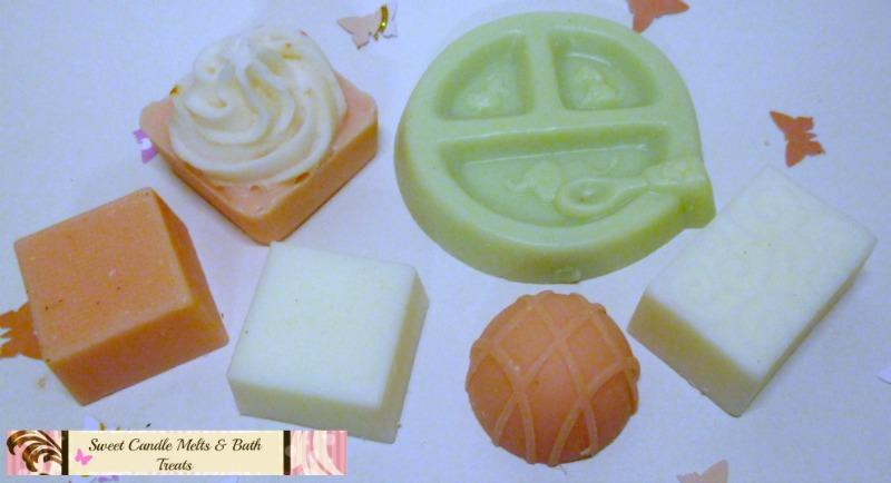 Sweet Candle Melts & Bath Treats - candle melts