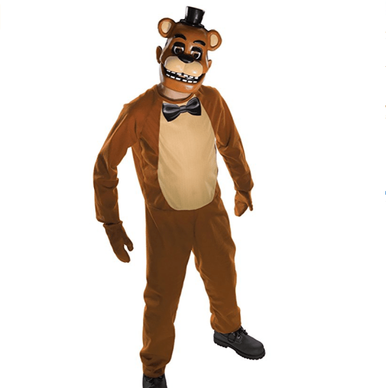 Five Nights at Freddy's Freddy Tween Costume