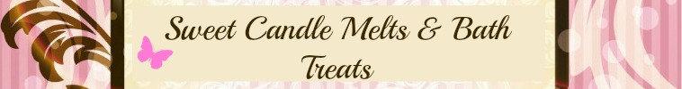 Sweet Candle Melts & Bath Treats
