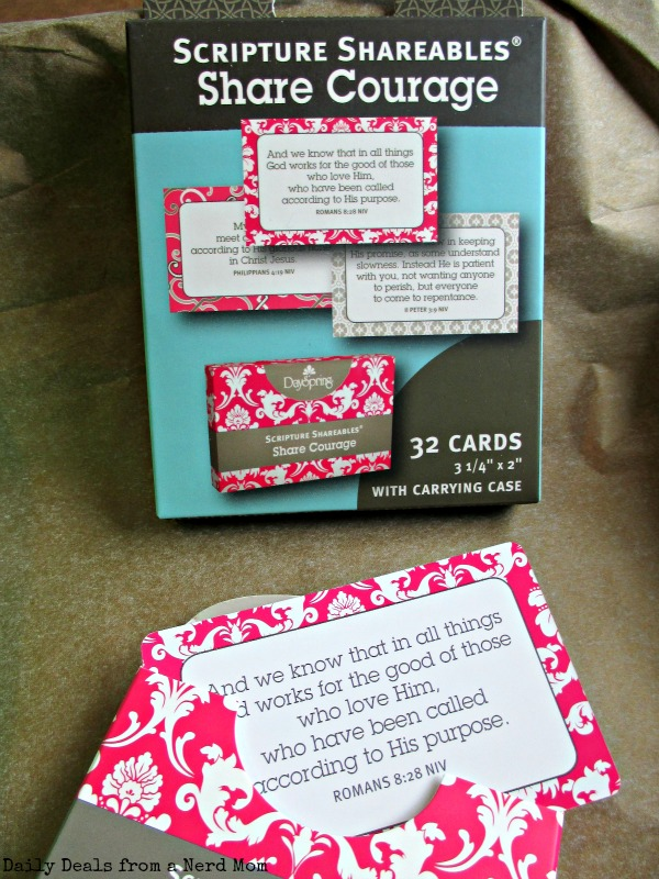 Share Courage - Scripture Shareables - 32 Card Set