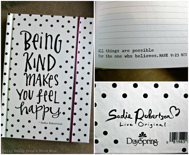 Journal by Sadie Robertson