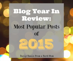 2015 Blog Year In Review