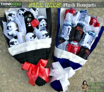 Star Wars Plush Bouquets