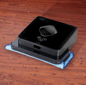 I Finally Have A Floor Mopping Robot!